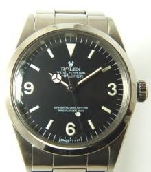 timeless design 5ea49 afb6a Ref.1016 ロレックス エクスプローラーⅠ 前期型